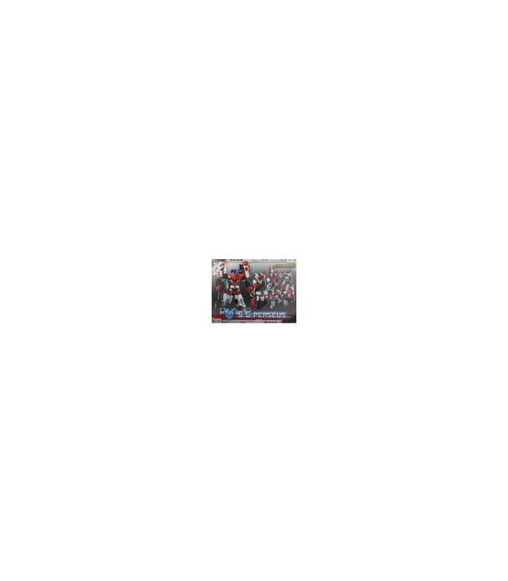 Transformers TFC Perseus Six Figure Gift Set with Bonus Parts