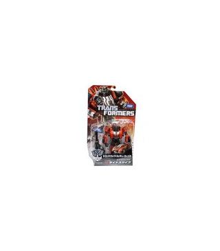 Transformers TG10 TG-10 Sideswipe Fall of Cybertron
