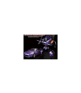 Transformers Alternity A-02 Nissan Fairlady Z Galvatron Exclusiv