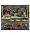 Transformers Fansproject Xfire CA-06 CA-07 CA-08 Insecticon Set