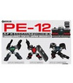 Transformers Perfect PE-12 Assault Force X [SOLD OUT]