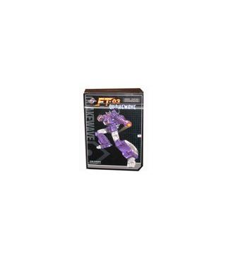 Transformers FansToys FT-03 Quake Wave Quakewave