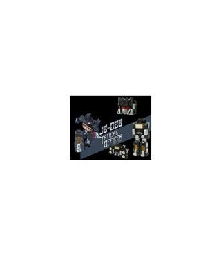 Transformers JB-02B Tactical Officer Hyper Mode Figure