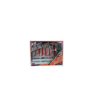 Transformers JB-00 Infinity Warfare Set - Red