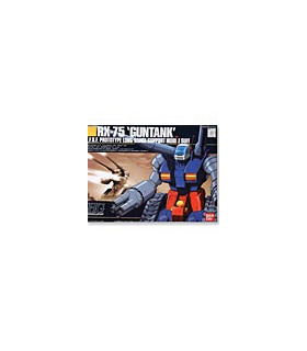 Gundam HGUC 1/144 Model Kit RX-75 Guntank [SOLD OUT]