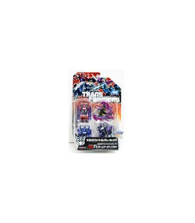 Transformers TG16 TG-16 Decepticon Data Disc Set