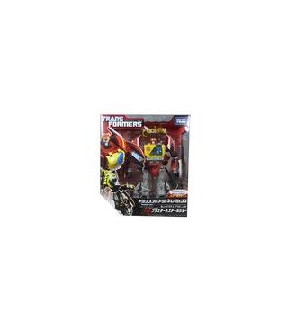 Transformers TG17 TG-17 Blaster & Steeljaw Fall of Cybertron