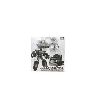 Transformers United Black Optimus Prime Tokoyo Toy Exclusive