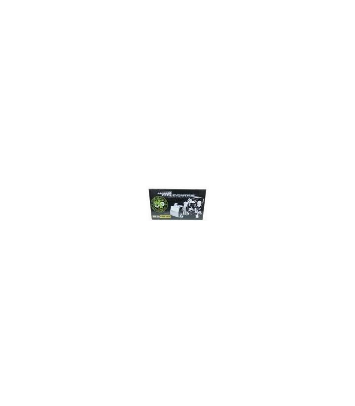 Transformers iGear MW-02B Mini Warriors Exclusive Black Rager
