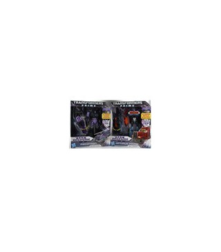 Transformers Prime Dark Energon Voyager Set of 2 [SOLD OUT]