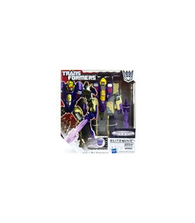 Hasbro Transformers Generations 2013 Voyager Blitzwing