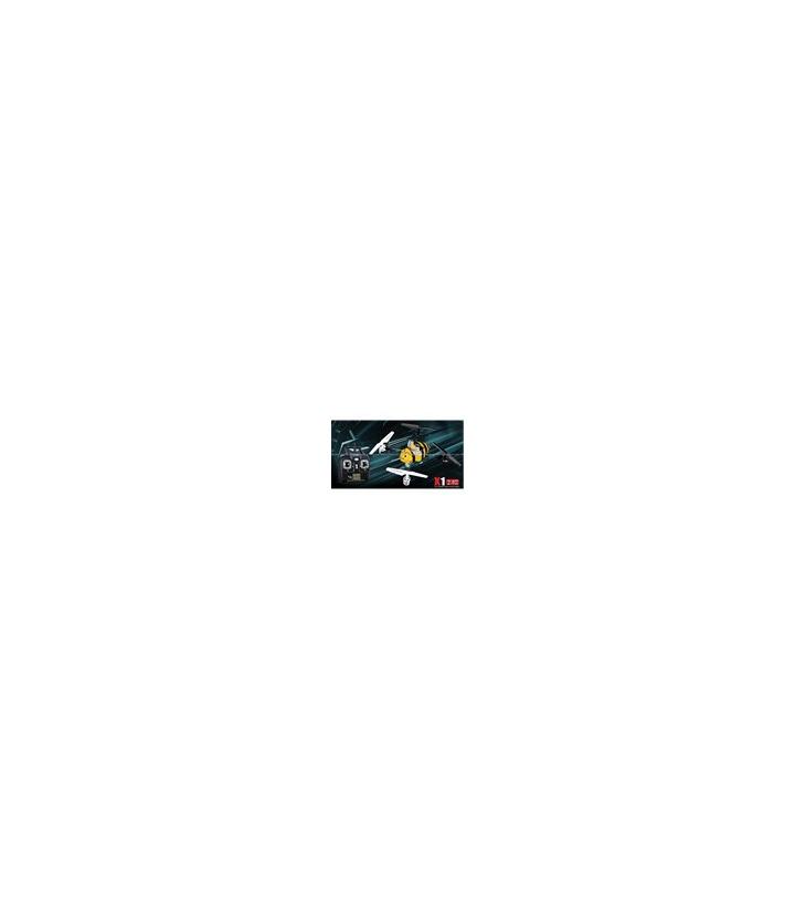 Syma X1 Bumble Bee 4CH RC RTF 2.4GHz w/ Built-in Gyro
