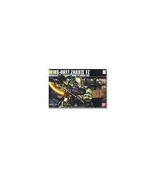Gundam HGUC 1/144 Model Kit MS-06FZ Zaku II FZ