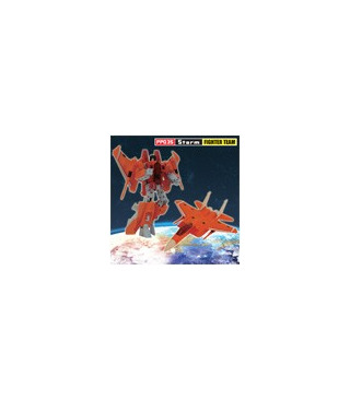 Transformers iGear PP03A Attack Fighter Team [SOLD OUT]