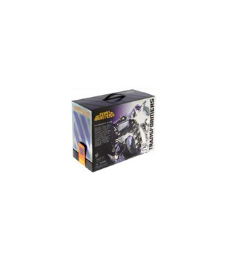 Transformers Exclusives 2013 Shockwave Laboratory Figure