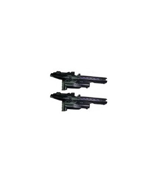 Transformers Dr. Wu Prime Blaster Set of Two - Black Version