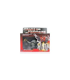 Classics Transformers G1 Dinobot Sludge Unofficial Reissue