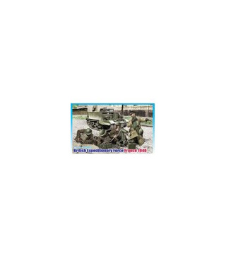 1:35 Dragon British Expeditionary Force France 1940 6552