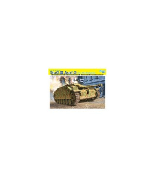 1:35 Dragon Armor StuG.III Ausf.G, Dec 1943 Production 6581