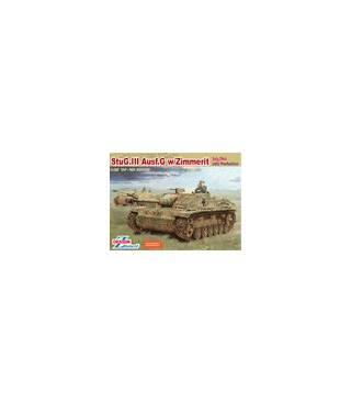 1:35 Dragon Armor StuG.III Ausf.G w/Zimmerit 6633
