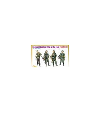 1:35 Dragon Figures German Fighting Elite in the East 6692