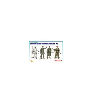 1:35 Dragon Figures German Winter Combatants 1943-45 6705