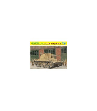 1:35 Dragon Armor leFH18/40/2 (sf) auf G.W. Pz.Kpfw.III/IV 6710