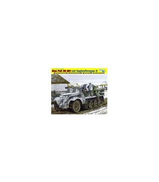1:35 Dragon Armor 5cm PaK 38 (Sf) auf Zugkraftwagen 1t 6719