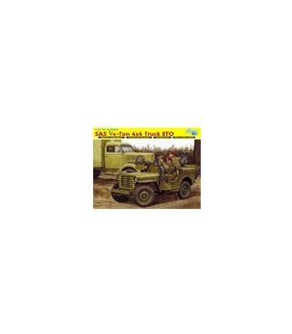1:35 Dragon Armor SAS 1/4-Ton Truck ETO 6725