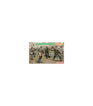 1:35 Dragon Figures Italian Paratroopers Anzio 1944 6741