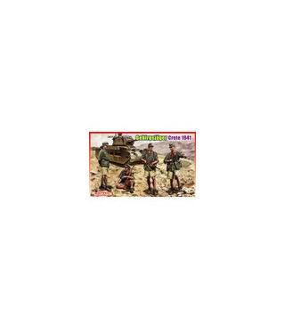 1:35 Dragon Figures Gebirgsj?gers Crete 1941 6742