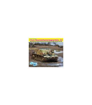 1:35 Dragon Armor Sturminfanteriegeschutz 6749