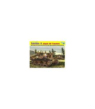 1:35 Dragon Armor Sexton II 25pdr SP Tracked 6760