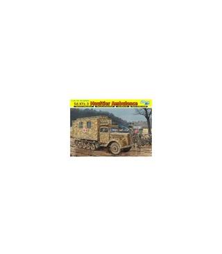 1:35 Dragon Armor Sd.Kfz.3 Maultier Ambulance 6766