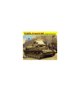 1:35 Dragon Armor Pz.Kpfw.IV Ausf.D DAK Tropical Version 6779