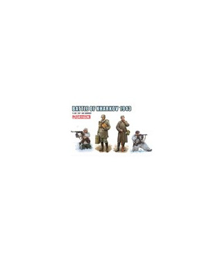 1:35 Dragon Figures Battle of Kharkov 19436782 6782