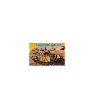 1:72 Dragon Armor Churchill Mk. III 7396