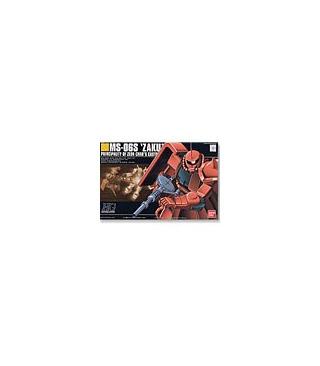 Gundam HGUC 1/144 Model Kit MS-06S Zaku II Chars Custom
