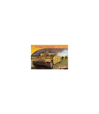 1:72 Dragon Armor Pz.Kpfw.III Ausf.N armor 7407