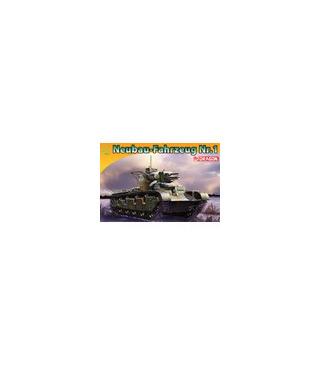 1:72 Dragon Armor Neubau-Fahrzeug Nr.1 7436