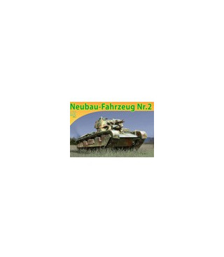 1:72 Dragon Armor Neubau-Fahrzeug Nr.2 7437