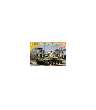 1:72 Dragon Armor 5.5cm Zwilling Flakpanzer 7488