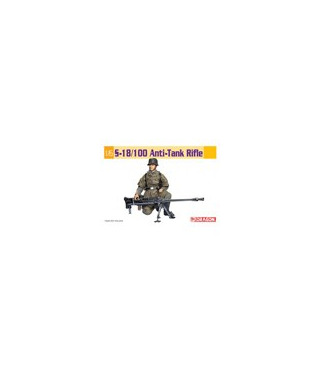 1:6 Dragon Armor S-18/100 Anti-Tank Rifle 75032