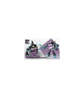 Transformers Unique Toys G-02 Sharky Juego de 3