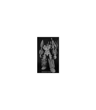 Transformers 3rd Party Figures Warbotron WB01B [SOLD OUT]