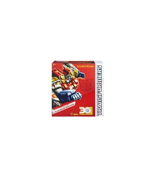 Transformers Platinum Edition Year of the Horse Starscream