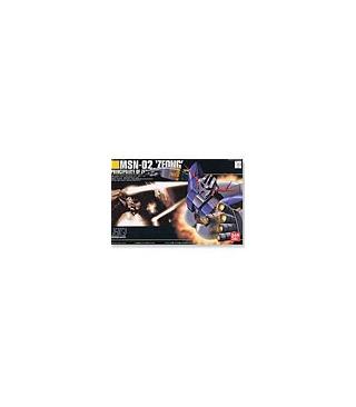 Gundam HGUC 1/144 Model Kit MSN-02 Zeong