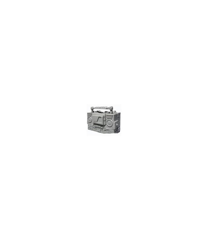 Transformers Mega Steel MS-03 Radio