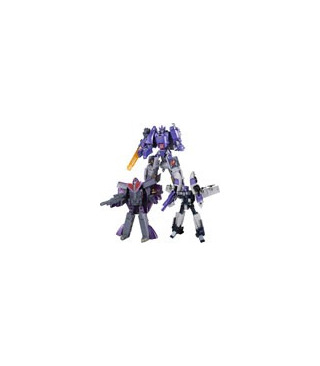 Transformers Henkei Three Pack Galvatron Octane Astrotrain