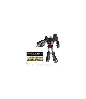 Transformers Sentinel x Mega Drive Megatron